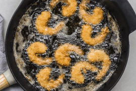 Deep-Fried Foods and Psoriasis